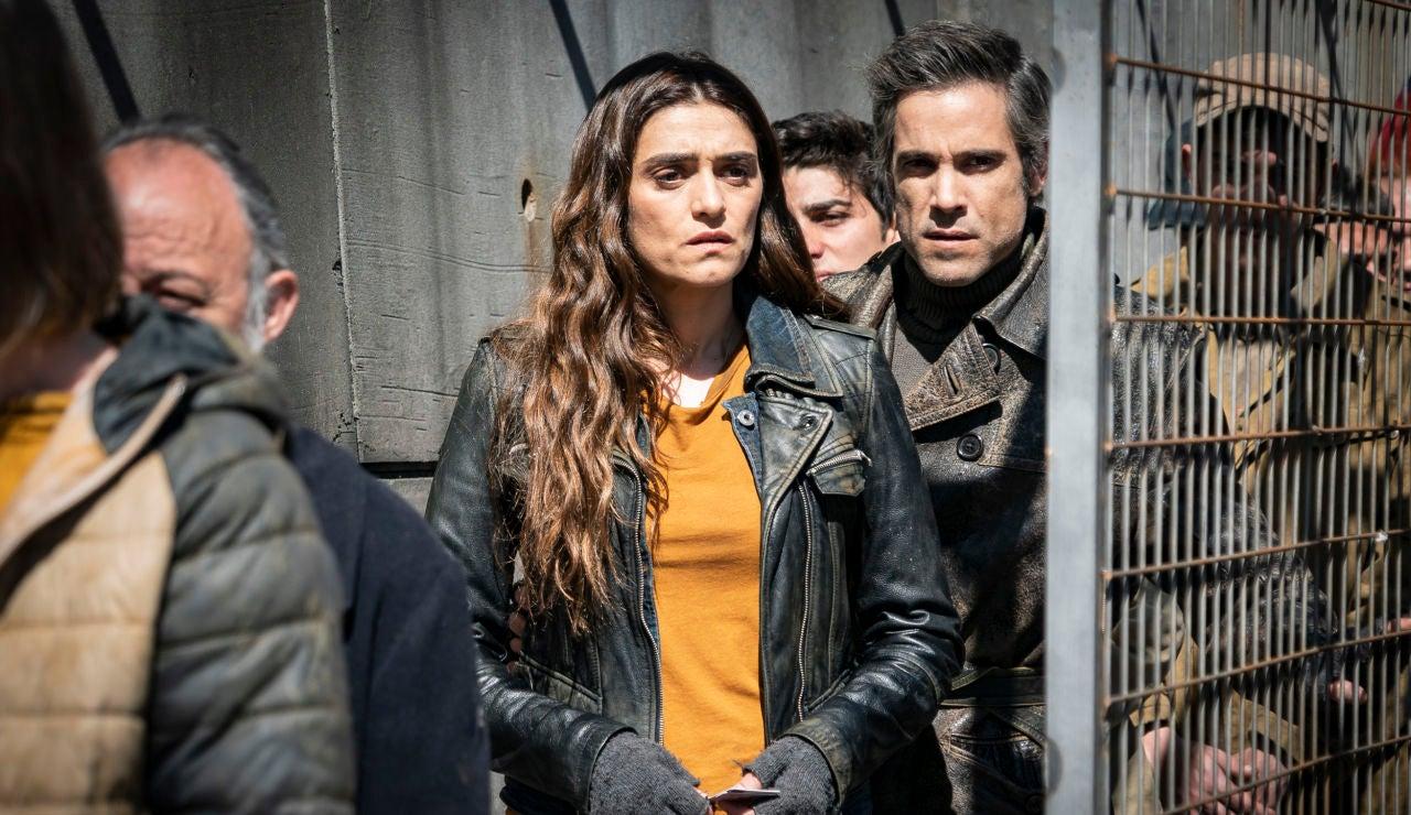 Los motivos esenciales por los que no perderte cada jueves un nuevo capítulo de 'La Valla' en Antena 3