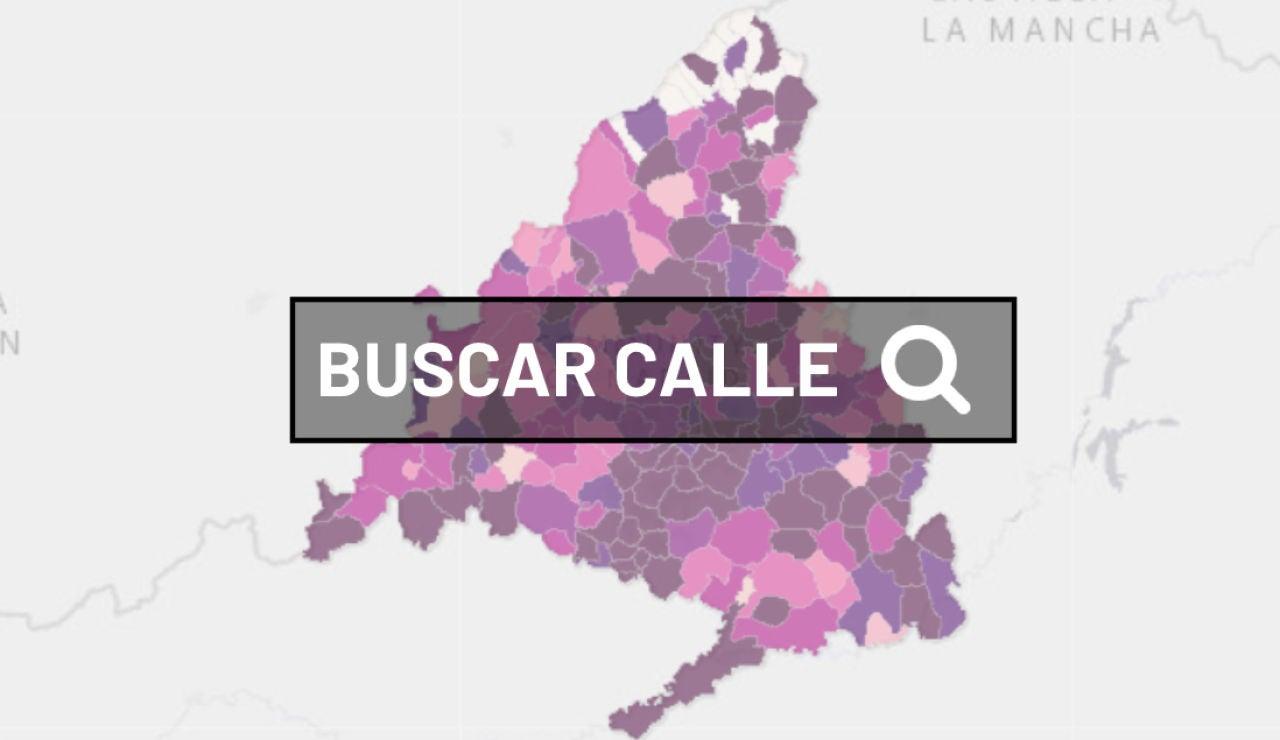 Confinamiento Madrid: Comprueba si tu calle pertenece a una de las zonas restringidas por el coronavirus