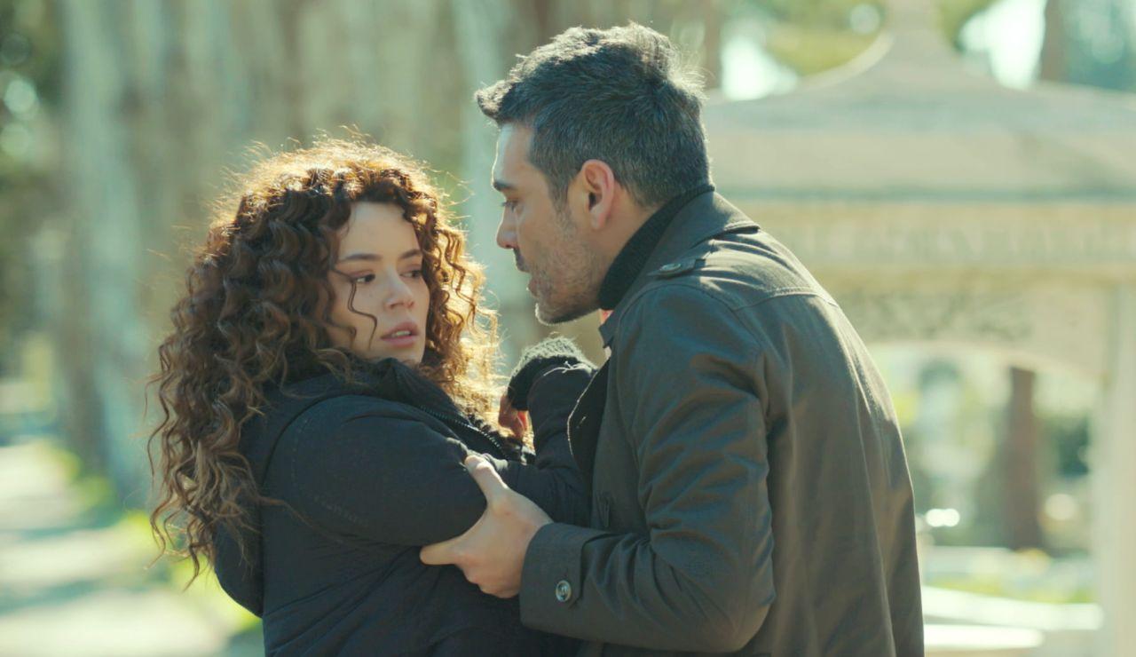 """""""Te odio con toda mi alma"""": Sarp confiesa a Sirin todo lo que siente por ella"""