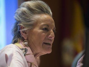La magistrada María Luisa Segoviano