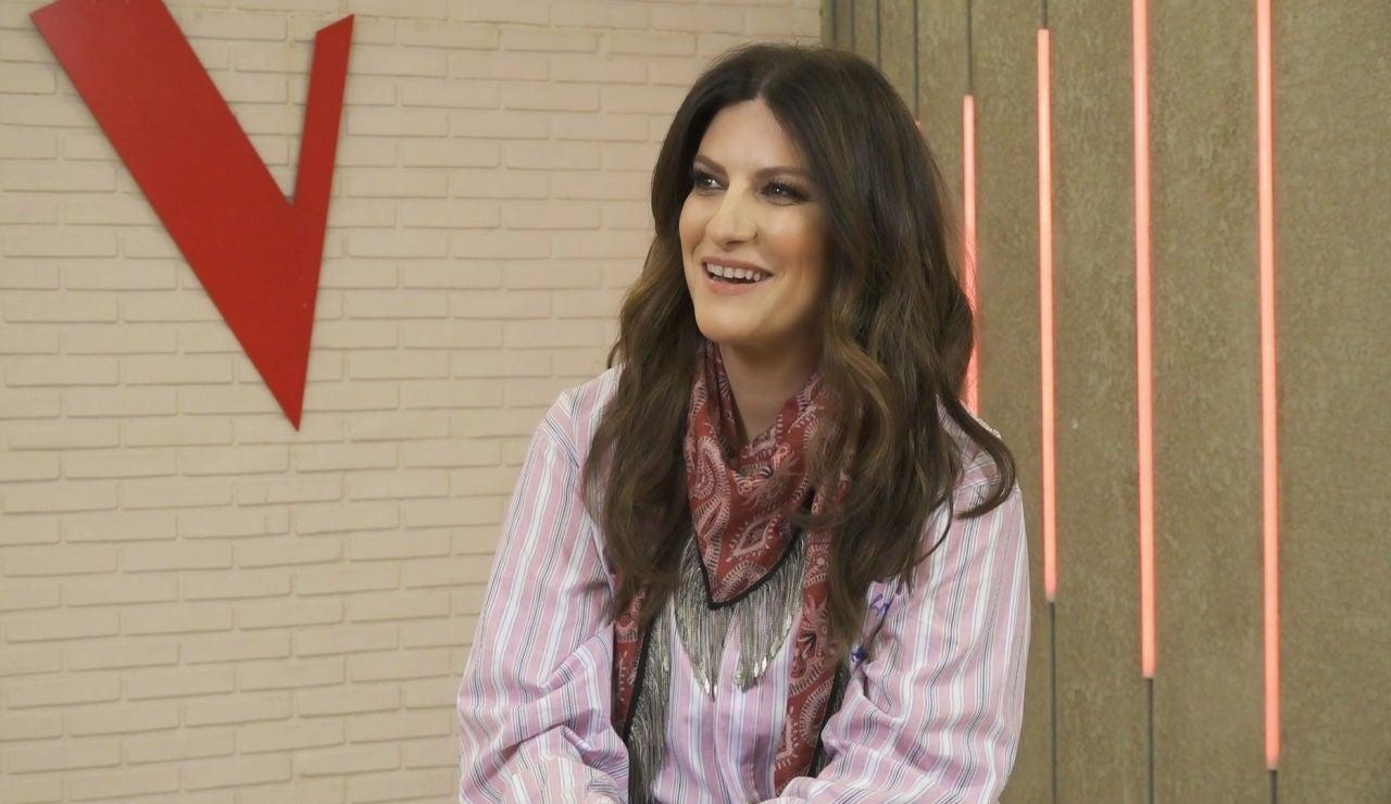 La playlist de Laura Pausini: cinco canciones que han dejado huella en la coach de 'La Voz'