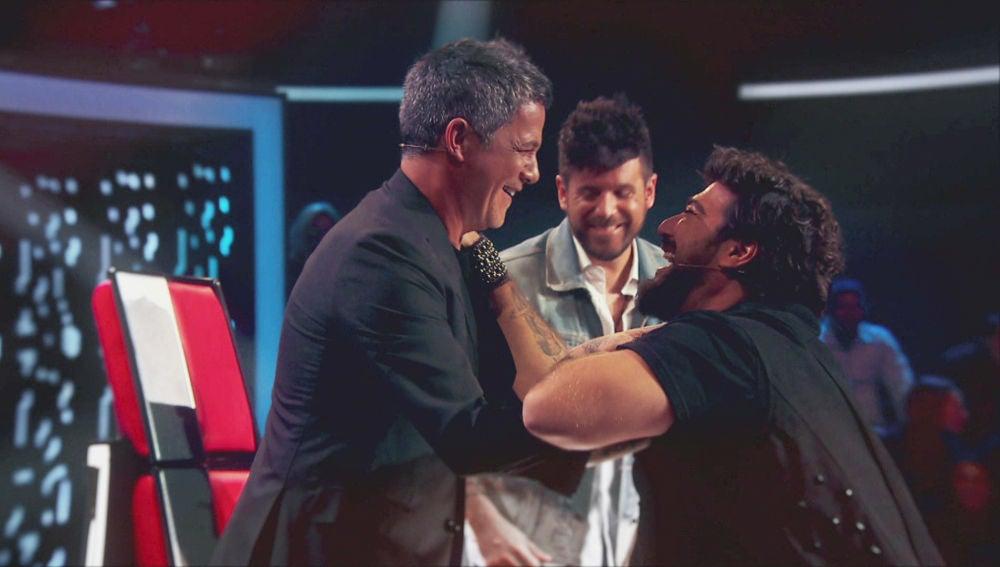 """El viernes, guerra de coaches en 'La Voz': """"Bloquear a Alejandro Sanz es lo que se estila"""""""