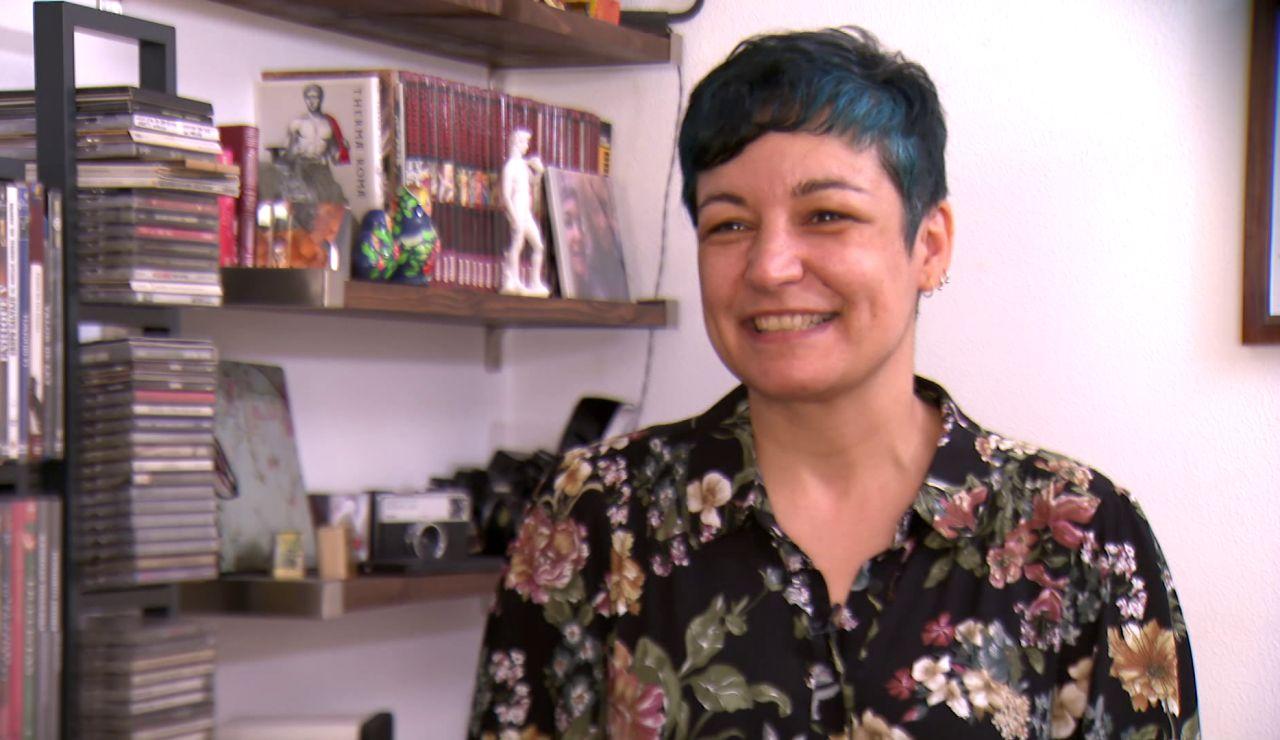 """Victoria, de 'Los dispersos': """"Para mí es un privilegio tener la oportunidad de hablar de mi profesión frente a tanta audiencia"""""""