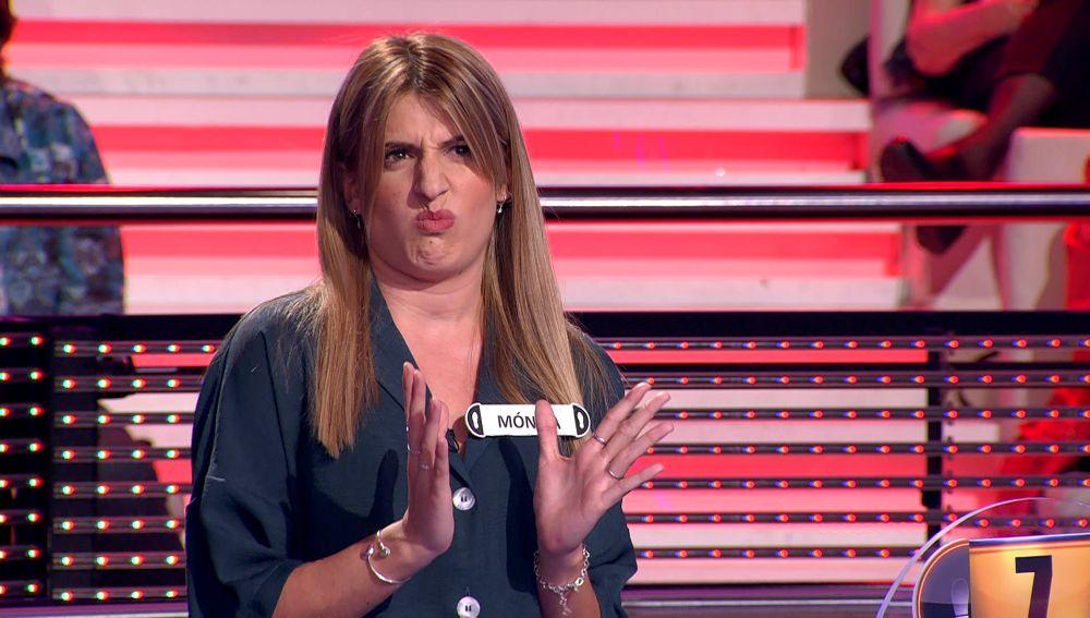 """""""Es cuestión de narices"""", la arriesgada habilidad que una concursante propone a Arturo Valls en '¡Ahora caigo!'"""