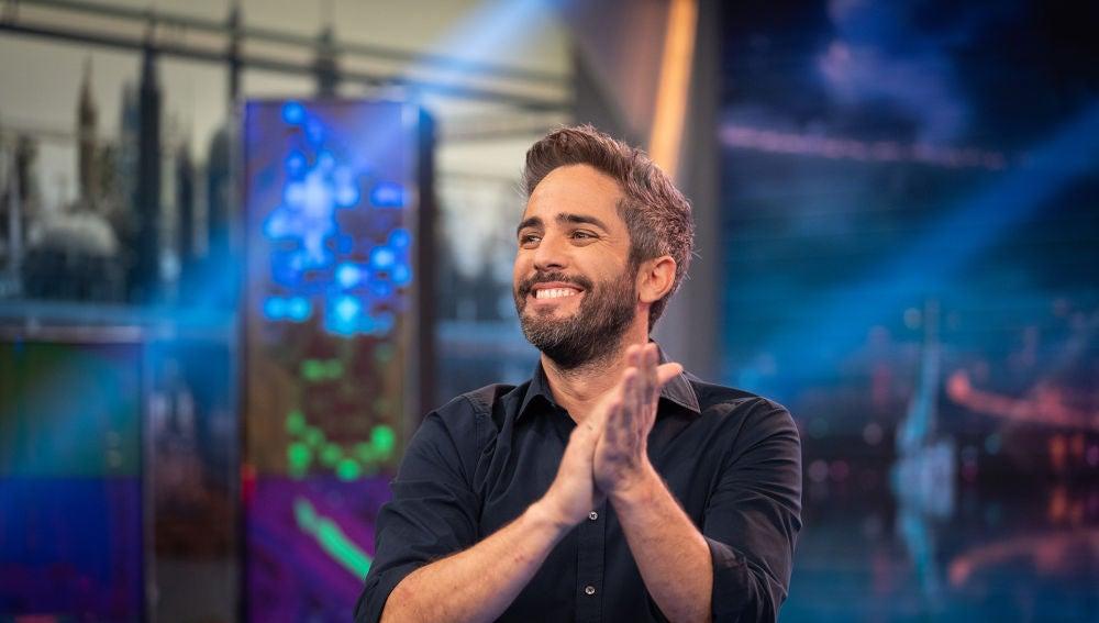 Roberto Leal, más bailongo que nunca, triunfa con su entrada en 'El Hormiguero 3.0'