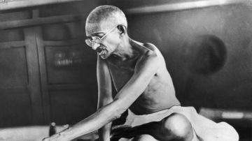 Mahatma Gandhi: 15 frases sobre la lucha contra la no violencia y la paz