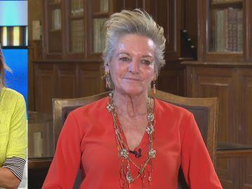 María Luisa Segoviano.