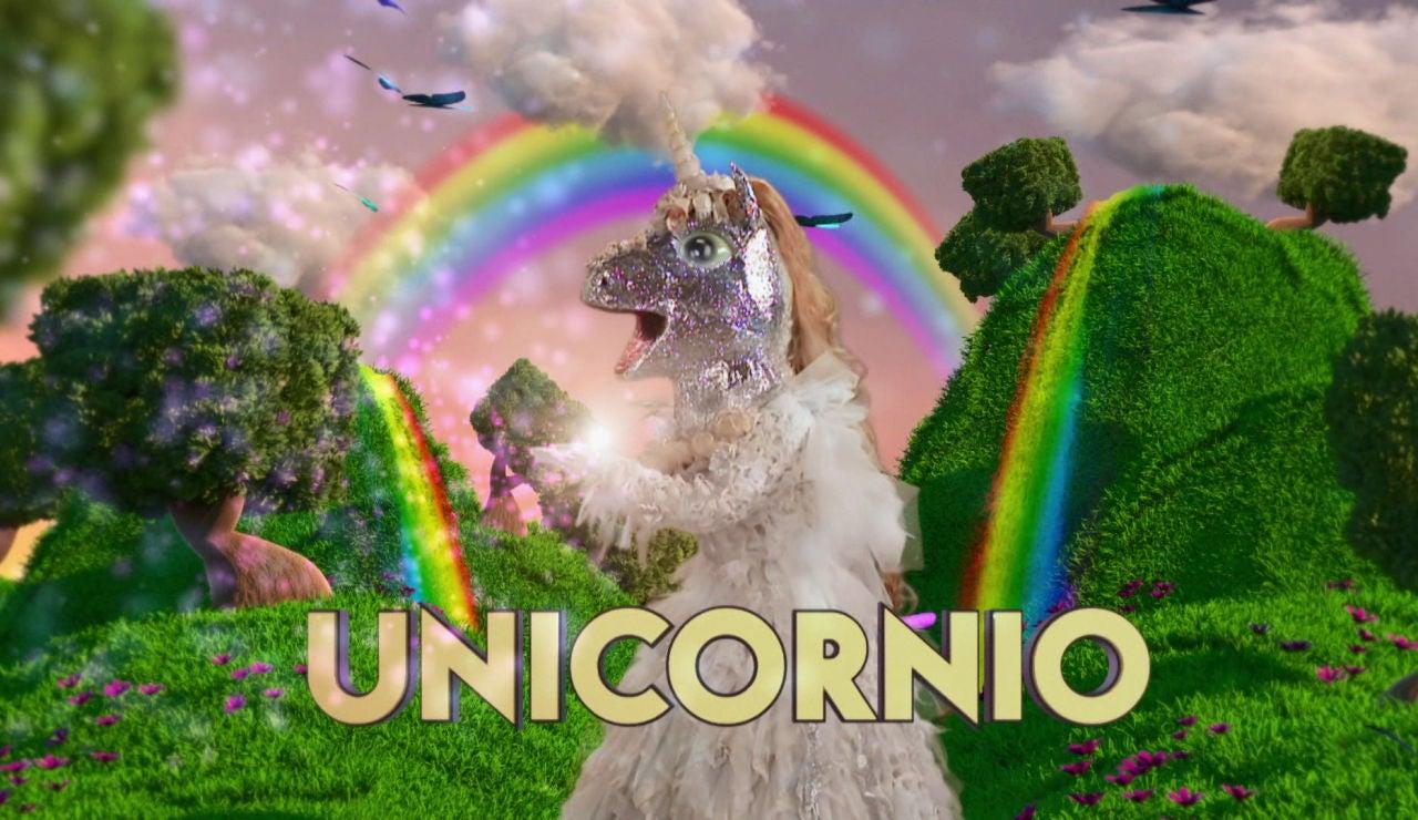 ¿Qué famoso se esconde detrás de la máscara del Unicornio?