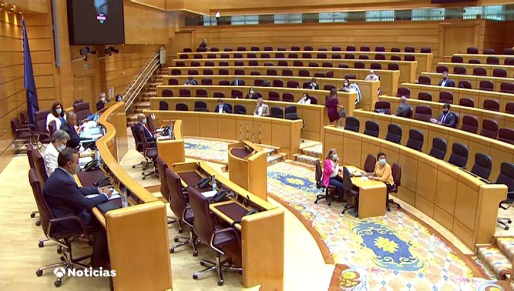 Las Cortes aprueban su nuevo Código ëtico con acatamiento de la Constitución