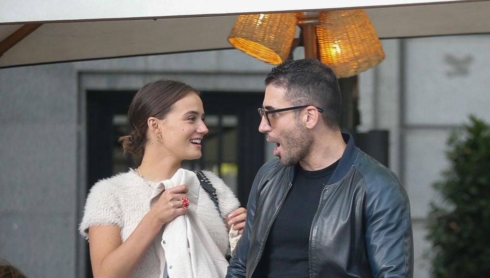 Miguel Ángel Silvestre y su nueva novia