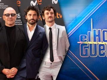 El miércoles visitan 'El Hormiguero 3.0' Raúl Arévalo, Roberto Álamo y Álex García