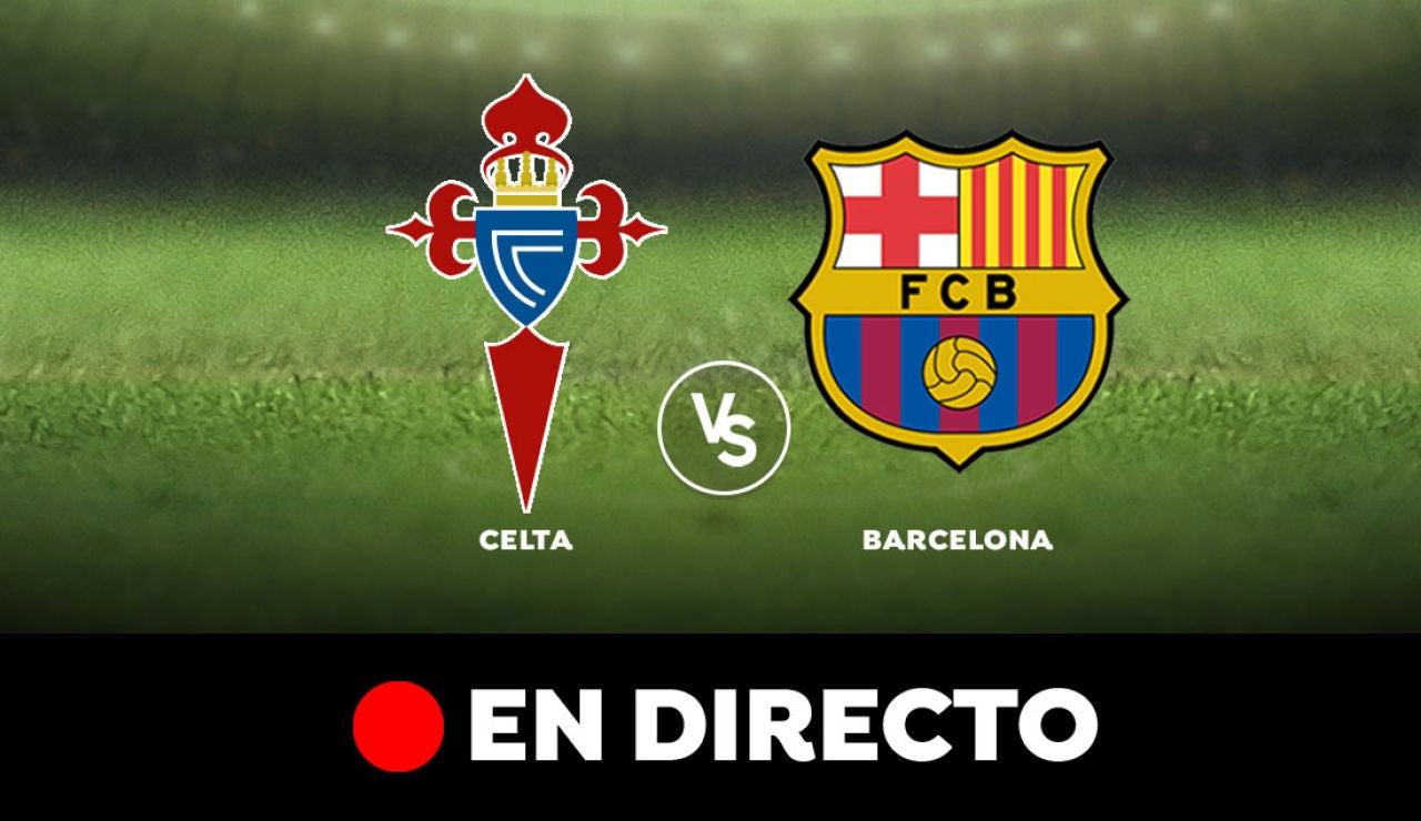 Celta de Vigo vs Barcelona: partido de Liga Santander