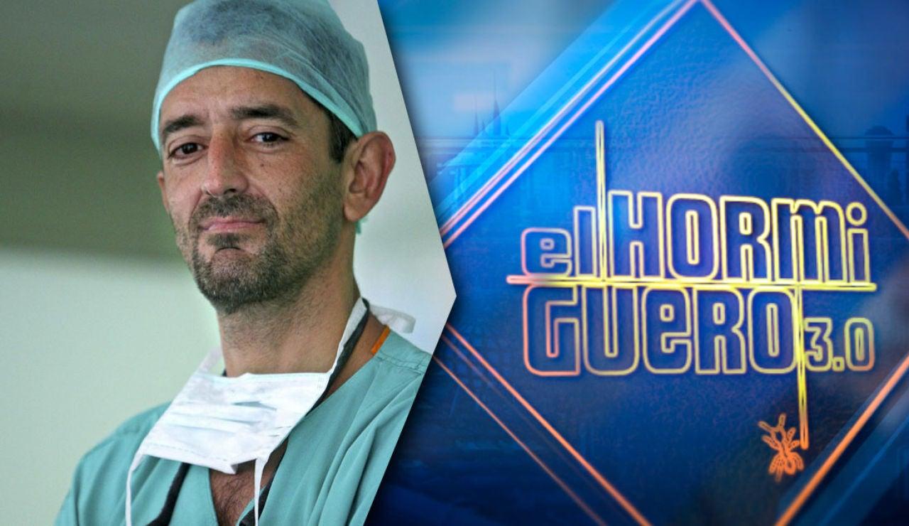 El jueves, el doctor Pedro Cavadas cierra la semana en 'El Hormiguero 3.0'