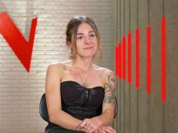 """Chiara Rossi: """"Le prometí a mi padre que iba a cantar y eso estoy haciendo"""""""