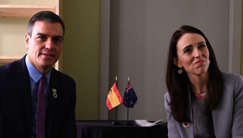 """Jacinda Ardern, primera ministra de Nueva Zelanda, elige a """"Peter Sánchez"""" como el líder mundial al que más respeta"""