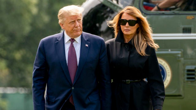Donald y Melania Trump