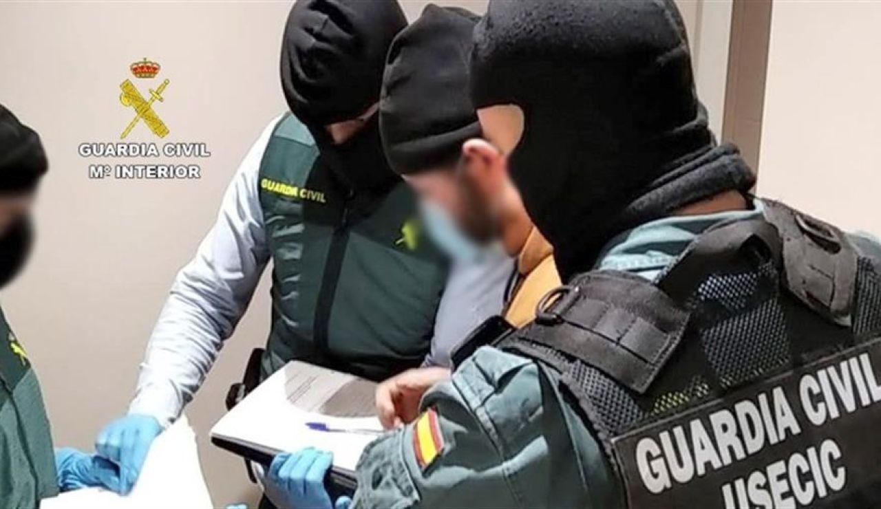 Detenido un miembro de Daesh