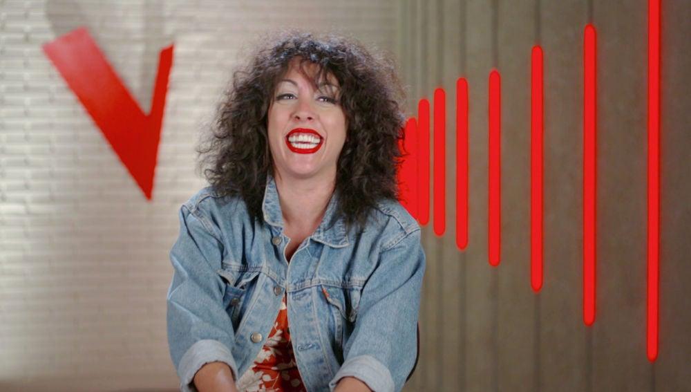 """Carla Sánchez: """"Yo reivindico el karaoke, es lo mejor del mundo"""""""