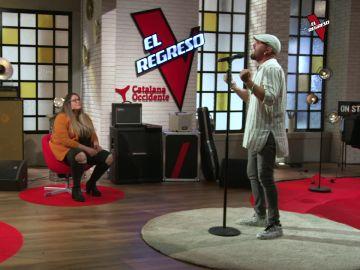 Rufino Oliva conquista en 'El Regreso' con 'El Mundo' de Pablo López