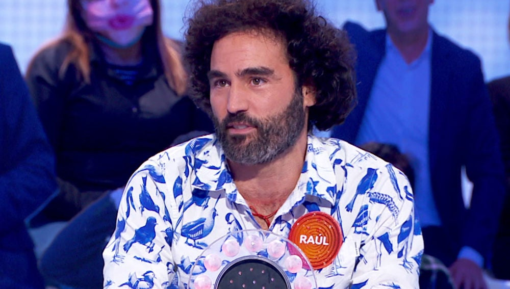 Raúl Gómez en 'Pasapalabra'