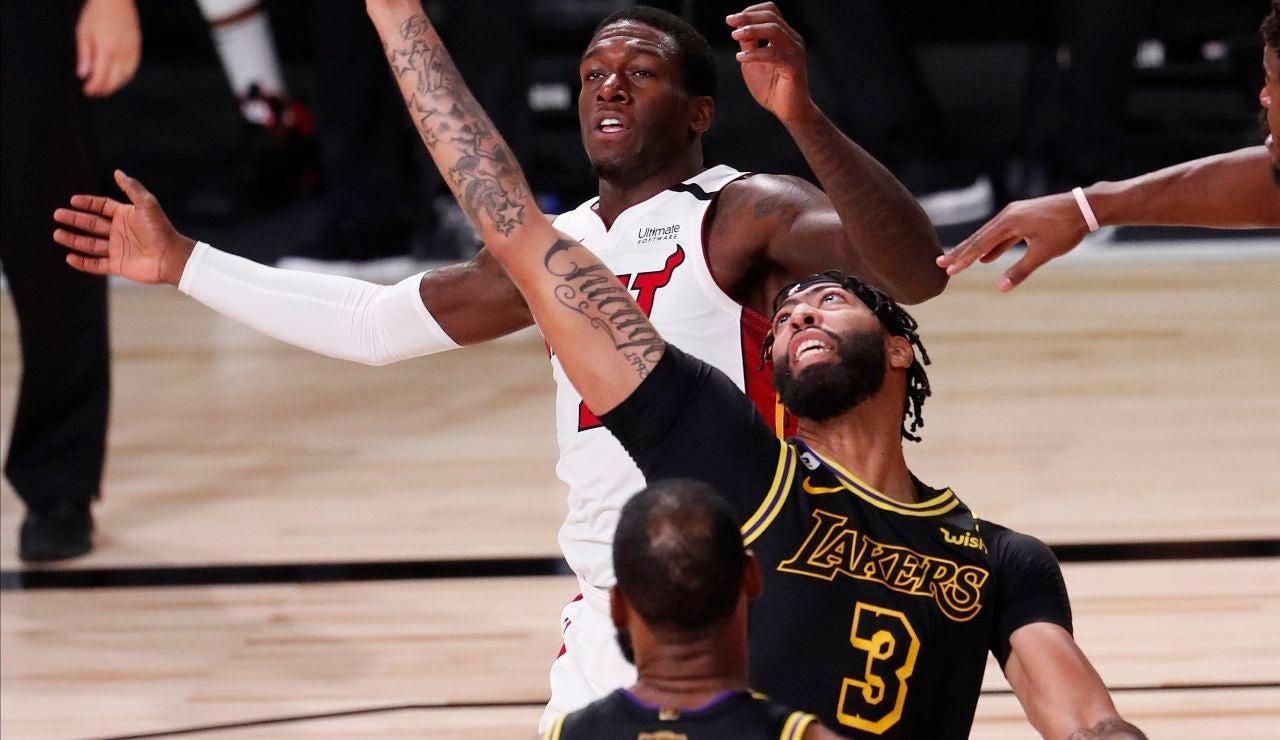 Los Lakers se acercan al anillo