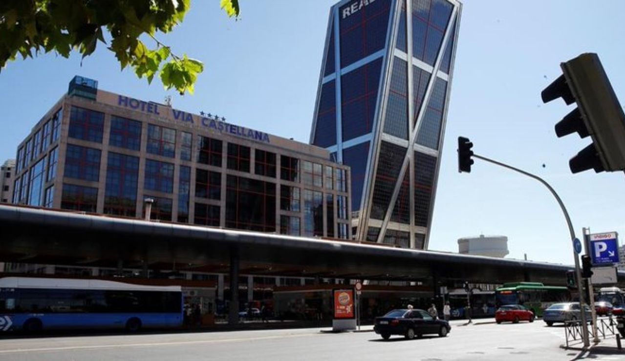 Primer día laborable con nuevas restricciones en Madrid