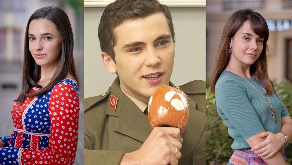 Álvaro de Juana confiesa si Manolín ha olvidado a Inma y adelanta cómo será su relación con Emma en la novena temporada de 'Amar es para siempre'