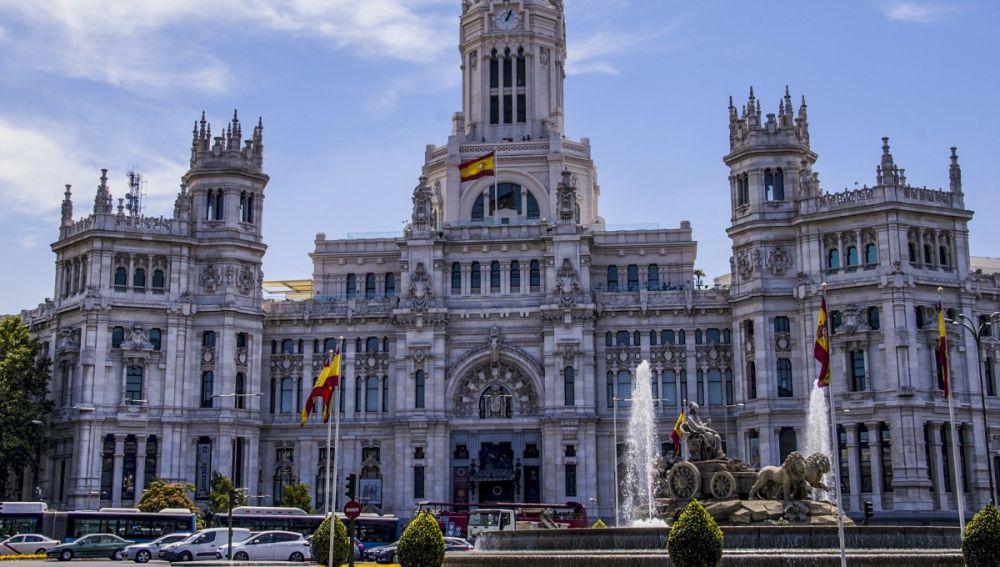 Cibeles, Madrid