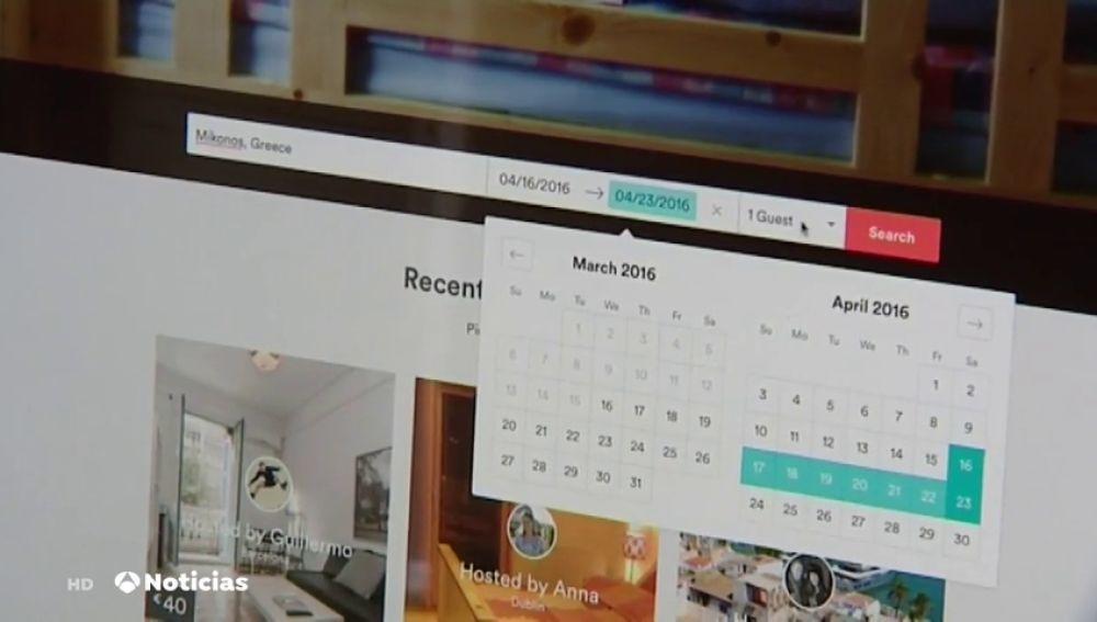 Airbnb lanza un programa de detector de ruidos para sus anfitriones de Madrid y Barcelona