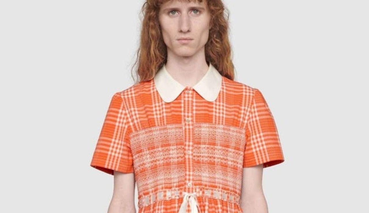 Vestido para hombre de Gucci