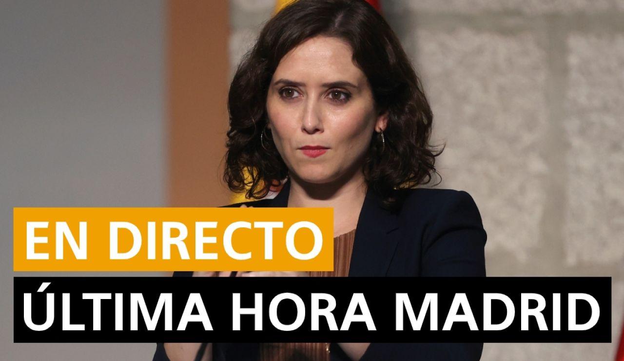 Coronavirus Madrid: Última hora del confinamiento y las restricciones en Madrid, datos y noticias de hoy, en directo