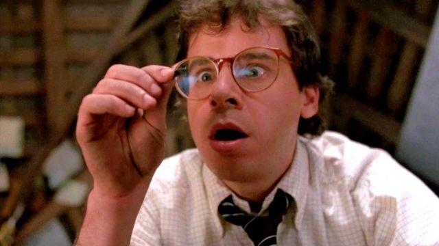 Rick Moranis en 'Cariño, he encogido a los niños'