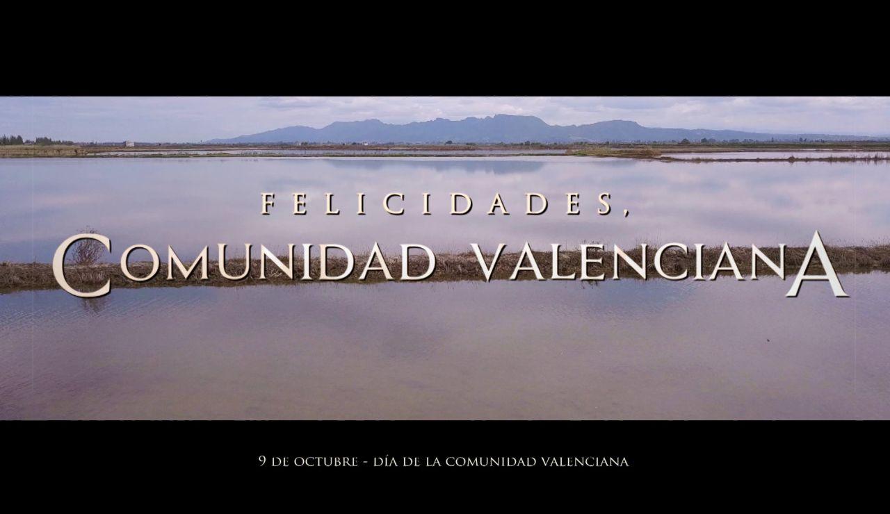 Felicidades Comunidad Valenciana
