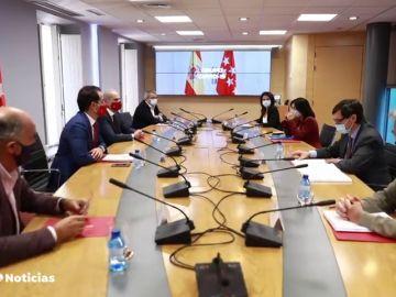 Salvador Illa responde a la Comunidad de Madrid que hace política con las medidas contra el coronavirus