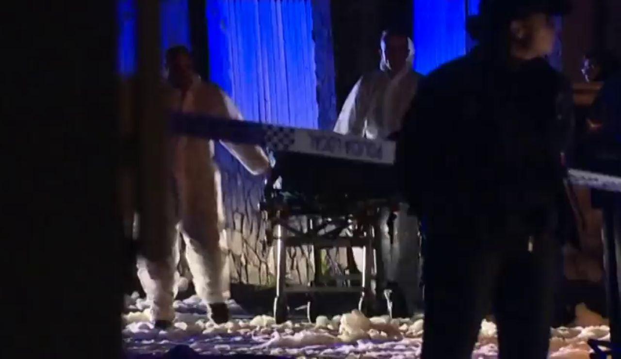 Juzgan al hombre que simuló un accidente para matar a su exmujer en La Laguna