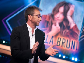 Disfruta de la entrevista completa a Carla Bruni en 'El Hormiguero 3.0'
