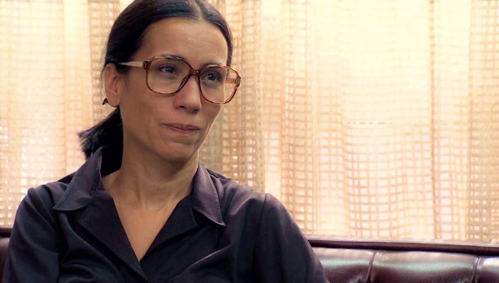 Manolita decide pasar página a la tragedia vivida pero el rencor hacia Marcelino sigue latente