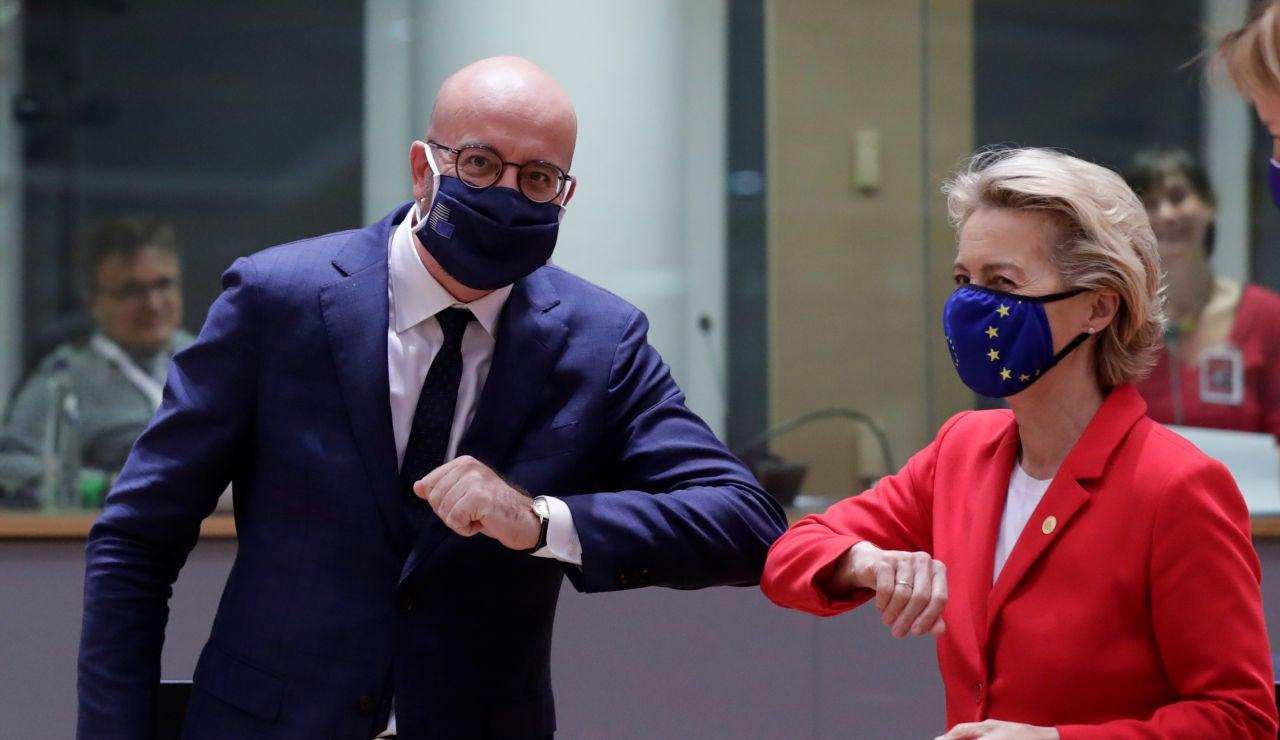 Los rumores de cómo se pudo extender el coronavirus en Bruselas tras la cuarentena de Úrsula Von der Leyen