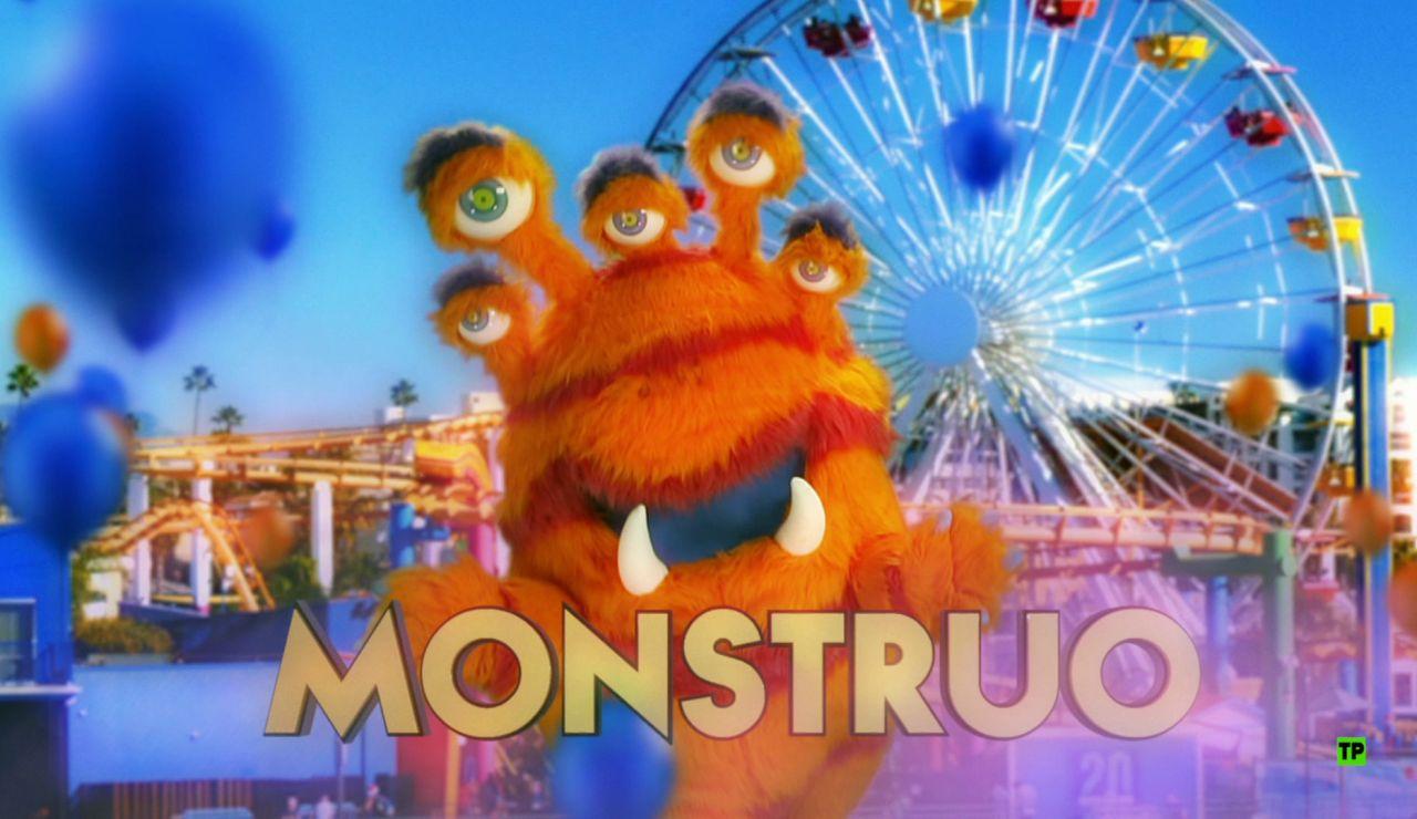 ¿Qué personaje famoso se esconde detrás de la máscara del Monstruo?