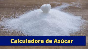 Calculadora: ¿Tomas más azúcar de la cantidad diaria recomendada?