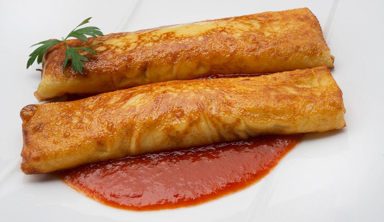 La receta de crepes de verduras, de Karlos Arguiñano