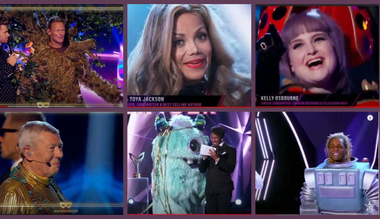 ¿Sabías que estos famosos ya han pasado por 'Mask Singer' en todo el mundo?