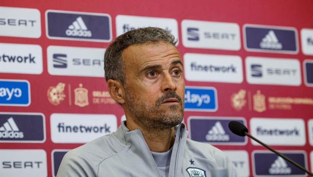 Luis Enrique cree que España jugará contra Ucrania en la Nations League pese a sus 3 positivos en coronavirus