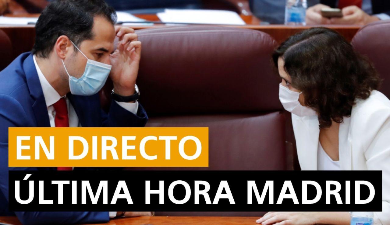 Coronavirus Madrid: Última hora del confinamiento y las restricciones, datos hoy y últimas noticias, en directo