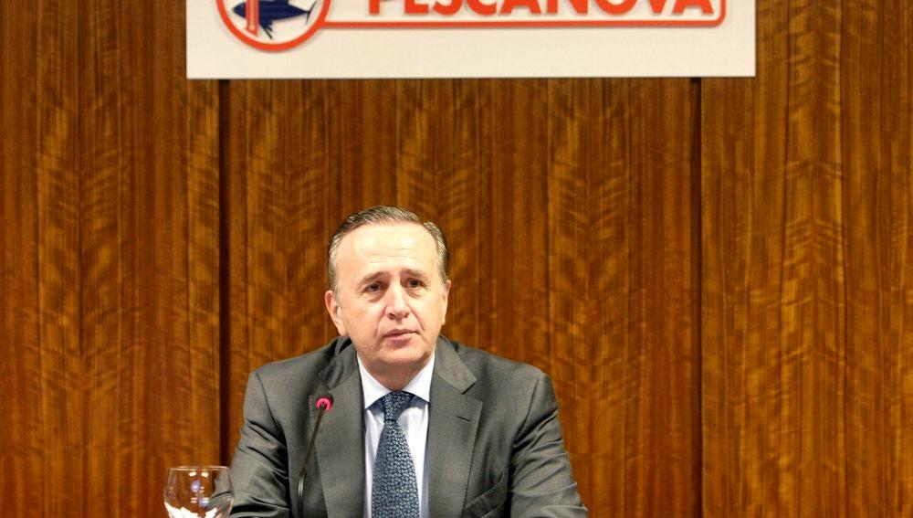 El expresidente de Pescanova Manuel Fernández de Sousa-Faro.
