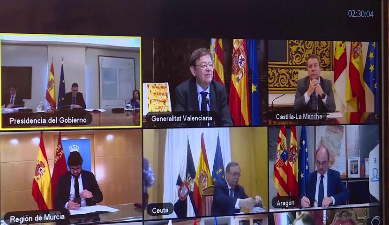 """El presidente valenciano replica a Díaz Ayuso: """"¿Si Madrid es España, nosotros somos Madrid este?"""