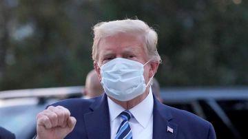 Facebook y Twitter censuran a Trump por difundir información falsa sobre el Covid-19