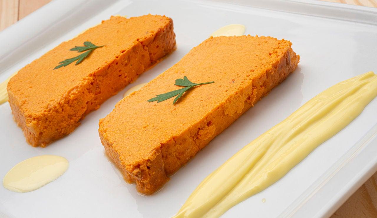 """Receta de pastel de piquillos, de Karlos Arguiñano: """"El plato perfecto para llevar a un concierto"""""""