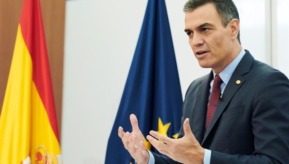 Sánchez anuncia el Plan de Recuperación