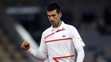 Djokovic derrota a Pablo Carreño y ya está en semifinales de Roland Garros